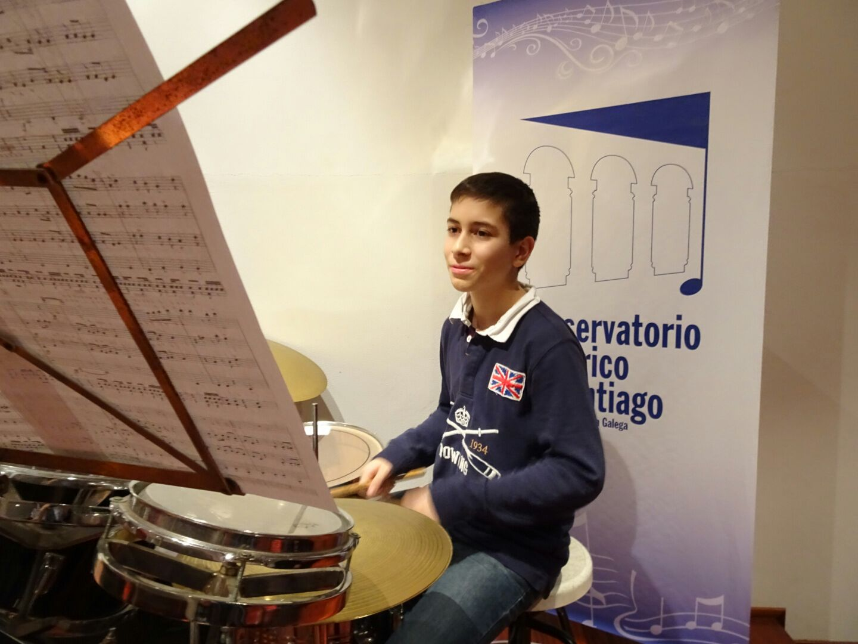 Fotografía del Conservatorio Histórico de Santiago
